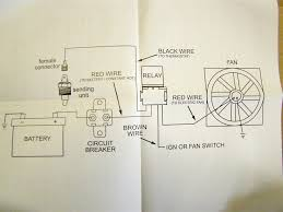 dual fan wiring diagram thermostat control mifinder co beautiful how to wire electric radiator fan directly to a toggle switch at How To Wire Dual Electric Fans Diagram