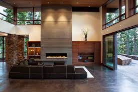 Unexpected Ways To Decorate With Concrete Home Garden Design Best Decorating Rectangular Living Room Exterior