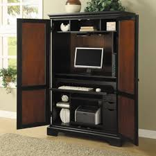 Space Saving Cabinet Apartments Elegant Home Furniture Set Design Feat Computer