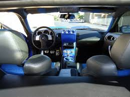 2003 nissan 350z interior. 2003 nissan 350z 6 speed w custom paint enthusiast interior u0026 audio subs 350z