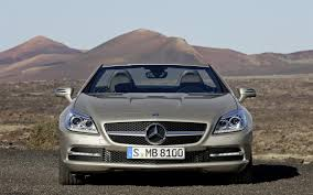 2012 Mercedes-Benz SLK-Class - Information and photos - ZombieDrive