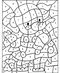 Coloring Pages With Numbers Full Size Of Printable Coloring Pages ...