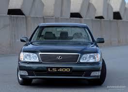 LEXUS LS specs - 1997, 1998, 1999, 2000 - autoevolution