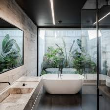 Orientações sobre tamanho de banheiro e dicas de como otimizar o espaço do seu banheiro pequeno, a partir de projetos. Banheiro Tag Archdaily Brasil