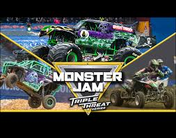 Monster Jam Ppg Paints Arena