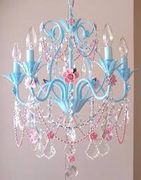 pink chandelier mary beth magical in a little girls room spray paint and add the bling pink chandelier mary beth
