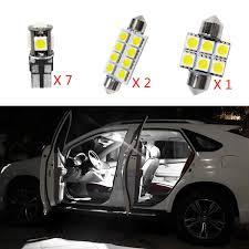 Vw Touareg Light Bulb Replacement Amazon Com For Vw Touareg Car Interior Led Bulb Super