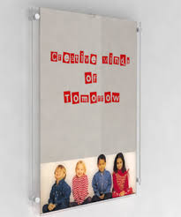 U Shape Bending Acrylic Sheet Poster Frame A3 A4 A5 Size Buy