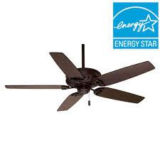 casablanca concentra 54 in indoor brushed nickel ceiling fan