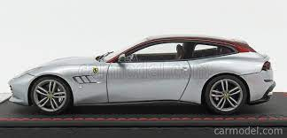 Mr Models Mr70 091 Masstab 1 43 Ferrari Gtc4 Lusso 2016 Inspired By 410 Supeamerica Pininfarina Coupe Silver Bordeaux