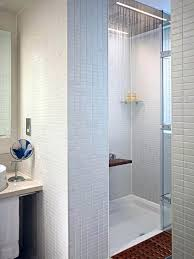 multiple shower heads. multiple shower head walk in heads rain bathroom modern with cosmetics mirror minimal california i