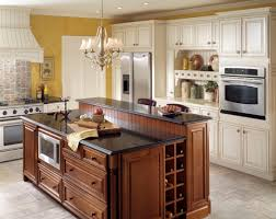 Kitchen Maid Cabinets Chic Idea 15 Kraftmaid Hbe Kitchen