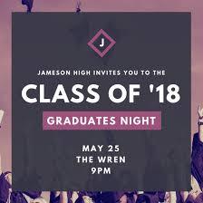 Class Party Invitation Graduation Class Party Invitation Templates By Canva