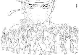 Dessin De Coloriage Naruto Imprimer Cp18959 Coloriage Naruto A Imprimer L