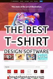 Design Camisetas Programa The Best T Shirt Design Software Adobe Illustrator Free