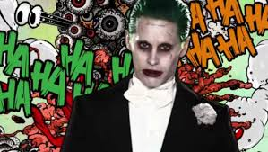 Surrender Becomes Power Analysing Letos Joker Suicide Squad