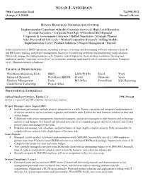 web project manager sample resume sample high school resume