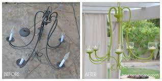 fabulous outdoor chandelier diy diy outdoor chandelier how to make a candle chandelier