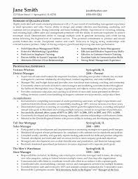 Sample Job Resume Retail Beautiful Retail Manager Job Description