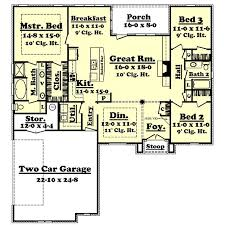 1800 square foot house plans. Cozy 7 1800 Square Foot Ranch Floor Plans House Feet