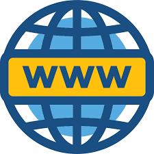 Znalezione obrazy dla zapytania symbol strony www