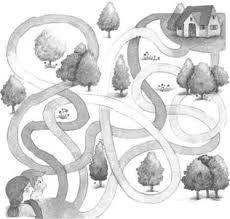 10 Labirinti Da Stampare Colorare E Giocare Innatiait