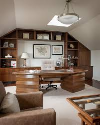 executive office decorating ideas. Awesome Traditional Home Office With Warm Wooden Surfaces Design Sutro Architects Trendy Decor. Executive Decorating Ideas