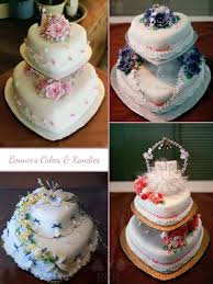 A Look Back In Time Popular Late 80searly 90s Wedding Cake Style