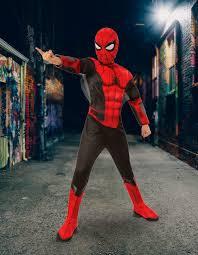 spider man costumes kids