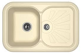 Врезная <b>кухонная мойка FLORENTINA Крит</b>-780 FS 78х51см ...