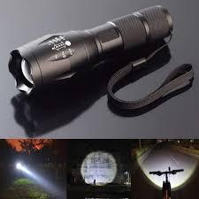 Đèn pin siêu sáng nhật bản - Đèn pin led mini XML-T6 cao cấp,cự ly chiếu  cực xa,chống nước tốt + Tặng kèm pin sạc,cốc sạc,hộp đẹp Fullbox - Đèn pin