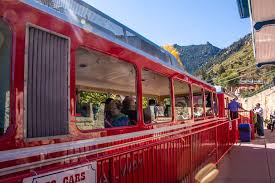 Pikes Peak Center Interactive Seating Chart Colorado Pikes Peak Cog Railway Tours At The Broadmoor