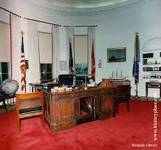 oval office decor. The New Kennedy Oval Office Decor O