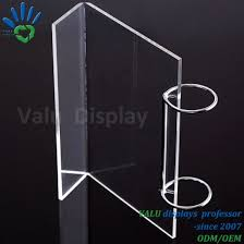 Plastic A4 Display Stands Interesting China High Quality Custom Office Clear Acrylic Display Desk Calendar