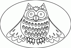 Small Picture Cute Baby Owl Coloring Pages Coloring Home