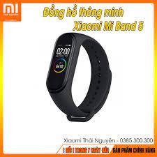 Đồng hồ thông minh Xiaomi Mi Band 5 giá cạnh tranh