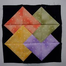 Card Trick Quilt Pattern Magnificent How To Sew The Card Trick Quilt Block Quilts By Jen