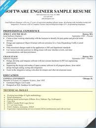 Computer Science Sample Resume Publicassets Us