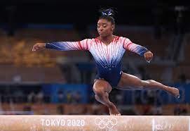 Simone Biles wins balance beam bronze ...