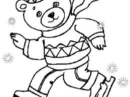 Coloring Pages For January Coloring Pages Free Printable