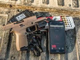 Sharpen Your Handgun Accuracy With The Mantisx Shooting