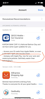 Generally, wherever you live in the united states when you cancel car insurance, you receive a refund on any premiums you've paid. You Can Finally Make Geico Insurance Payments Via Pay Applepay