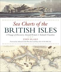 Geogarage Blog Book Sea Charts Of The British Isles