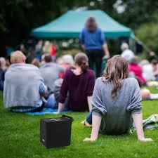 Kove Speaker Green Light Kzy Bluetooth Speaker Bluetooth Outdoor Blanket Outdoor