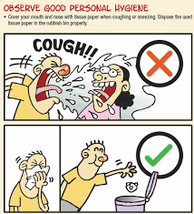hn influenza influenza information advisory for hn patients h1n1 observe good personal hygiene