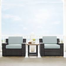 mist and brown wicker patio furniture 3