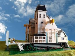 Lego Full House Lego Ideas The Lego Beetlejuice House