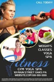 Fitness Flyers Ideas - Beni.algebra-Inc.co