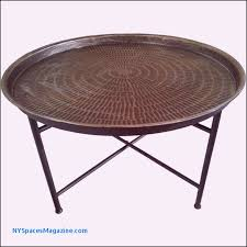 best paint for outdoor metal furniture inspirational 59 best glass top side tables round new york