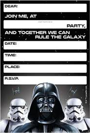 star wars birthday invite template download free printable star wars birthday invitations template